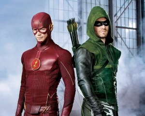 The Flash and Arrow